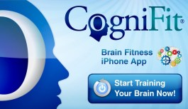 CogniFit Brain Fitness, Ultimate Brain Training App For iPhone: Video