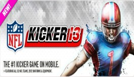 FAA's Free App of the Day – NFL Kicker 13