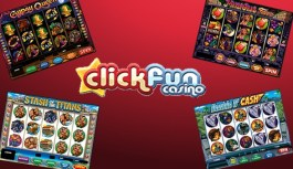Click Fun Facebook Gaming App