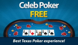 Celeb Poker Free – Review