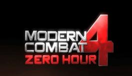 Modern Combat 4: Zero Hour – Review