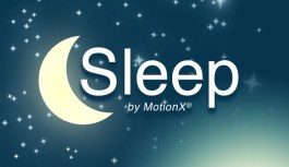 Sleep by MotionX – Video Review