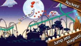 FAA's Free App of the Day: Nutty Fluffies Rollercoaster