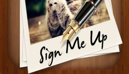 Sign Me Up – Review