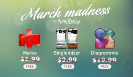 Three more Mac Apps gone free Courtesy of AppyFridays