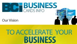 Business Cards Info Review