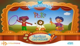 Emotions, Feelings and Colors ! Educational games for kids in Preschool and Kindergarten