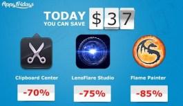 AppyFridays Deals: $37 off on 3 Mac apps
