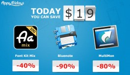 AppyFridays deals: 90% OFF on Bluenote, and other cool apps for your Mac