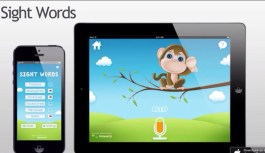 Learning how to read is an audio & visual blast w/ Sight Words