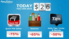 AppyFridays Deals: up to 75% OFF on great Mac apps