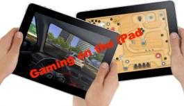 Gaming on the iPad
