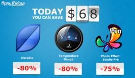 AppyFridays update: $68 off on 3 Mac apps