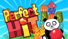 3D Arcade Fun Gets Flicking Wild with Perfect Hit! for iOS & Android!
