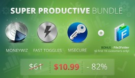AppyFridays Offers New Super Productive Bundle for Mac Users