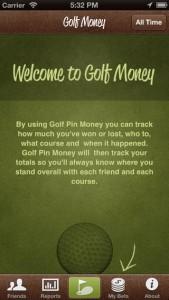 Golf Money Screenshot 1