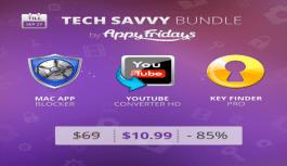AppyFridays bundle: 3 top-notch Mac apps at 85% OFF