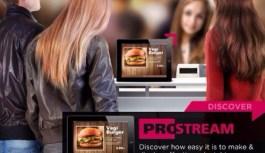 Create digital ads & show off portfolios w/ ProStream Mobile for iOS!