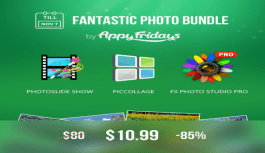 AppyFridays Bundle: Fantastic Photo Bundle for Mac at 85% OFF