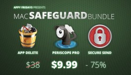 Mac SafeGuard Bundle with a sweet 75% OFF!