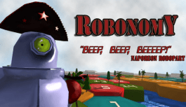 Robonomy is a world domination strategy game – Review
