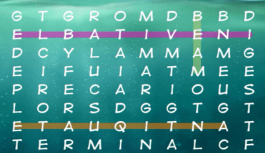 Word Search Gold, possibly the best word search/word find puzzle app available and it's free