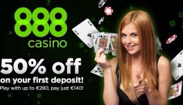 Casino games by 888 Casino, available on the App Store, play with real money