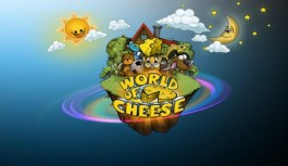 World of Cheese HD – Great Puzzle Adventure For Kids: Review