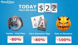 AppyFridays discounts apps up to 100%!