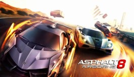 Asphalt 8: Airborne – iPhone Demo (Video)