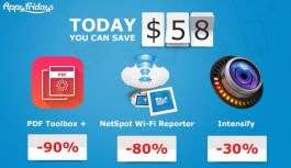 AppyFridays saves 58 USD this weekend on award-winning Mac apps!
