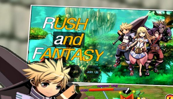 Dungeons, Monsters, Heroes, Treasure and loads of Fun – Rush & Fantasy Review