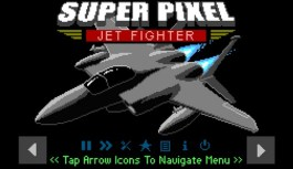Super Pixel Jet Fighter – Review