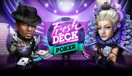 Fresh Deck Poker is the Fun and Free Poker App that you've been waiting for
