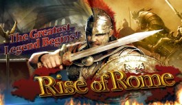RISE OF ROME, A NEW MOBILE STRATEGY RPG IS TAKING THE GAMING WORLD BY STORM!