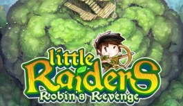 Little Raiders: Robin's Revenge – iPhone Gameplay Demo