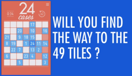 Prepare for an Addictive Battle of Wits with 49 Tiles