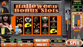 Scary Halloween Bonus Slots: A Frighteningly Addictive Thriller