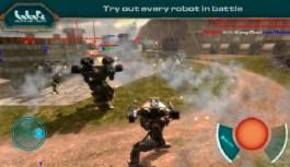 Walking War Robots: Not Your Daddy's Robot Wars