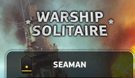 Warship Solitaire: A Cool Cruise In Nostalgia