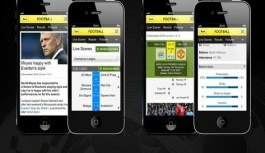 Useful apps for sports fans