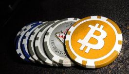 Is Bitcoin The Future Of iPhone Gambling?