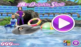 Make A Splash With My Dolphin Show Gaming App
