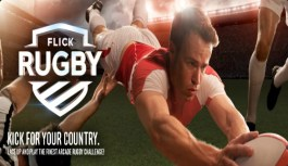 Flick Rugby 16, Show your Skills on the International Rugby Stage – Trailer