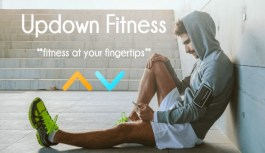 Updown Fitness a Personal Trainer in your Pocket