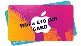 Win a £10 iTunes Gift Card
