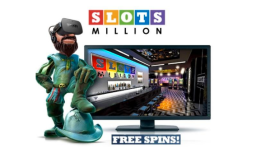 Slotmillion VR: Going to the Casino without Going to the Casino