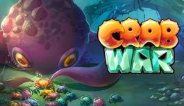Crab War – Grab Your Allies for the Underground Battle