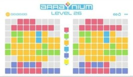 Arraynium – One of the Best Puzzle Game App Concept