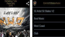 Promote Your Music with the 50Artist50States App